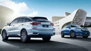 Honda Siapkan Teknologi dan Tampang Baru dari Flagship SUV Avancier