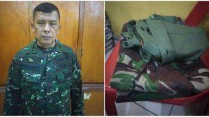 Pria Ini 12 Tahun Jadi TNI Gadungan, Terbongkar saat Papasan dengan TNI Asli, Gelagapan Ditanyai Ini