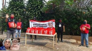 Anak Muda Jakarta Sebut Sabam Sirait Pejuang Kemanusiaan