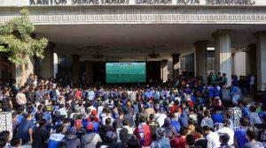 Dilarang Hadir ke Stadion, Suporter Tim Liga 1 Bakal Gelar Aksi Nobar, Nah Ini yang Ditakutkan