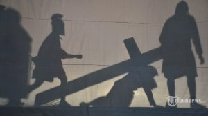 Live Streaming Misa Online Jumat Agung Pekan Suci Paskah 2020 di Kompas TV hingga YouTube