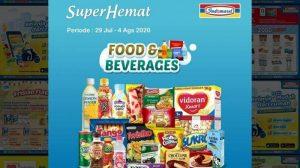 Promo Indomaret Super Hemat Edisi 30: 29 Juli – 4 Agustus 2020, Beli 2 Gratis 1 hingga Diskon