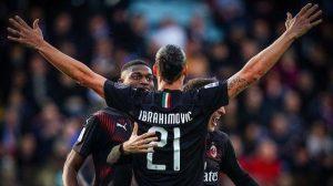 SEDANG BERLANGSUNG Lecce vs AC Milan, Rossoneri Tanpa Ibrahimovic, Pantau Lewat HP
