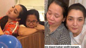 Suster Kesayangannya Derita Tumor Ganas, Ashanty Merasa Ada yang Mengganjal: 'Mohon Doanya'