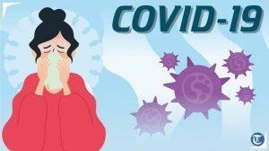 Virus Corona di Tenggorokan Tak Bisa Mati pada Cuaca Panas