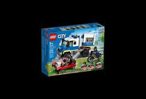 Rekomendasi Koleksi Mainan Lego City Police Harga 300Ribuan